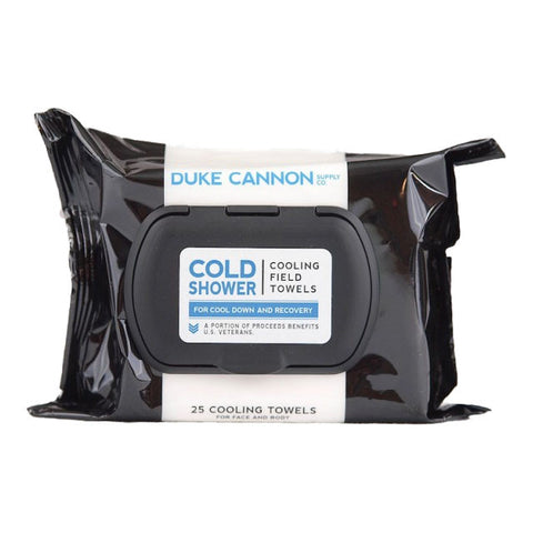 Duke Cannon Cold Shower Towels