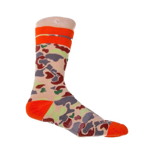 Duck Camp Socks | Tan
