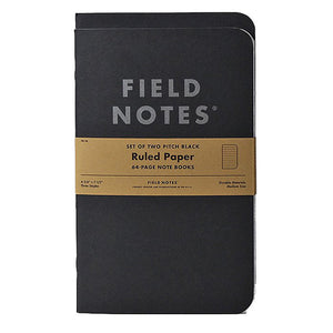 Pitch Black Note Book