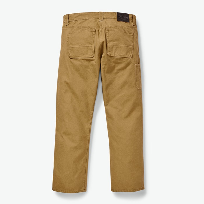 Dry Tin Utility 5 Pocket Pant | Golden Tan