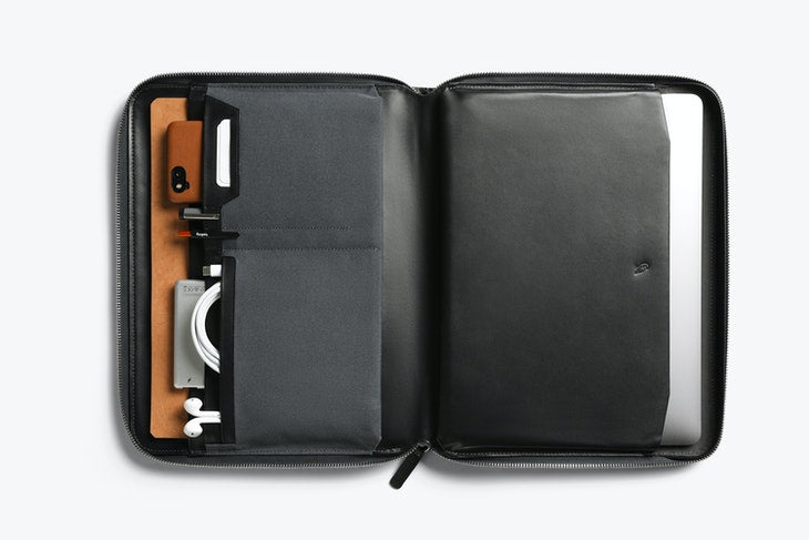 Tech Folio | Black
