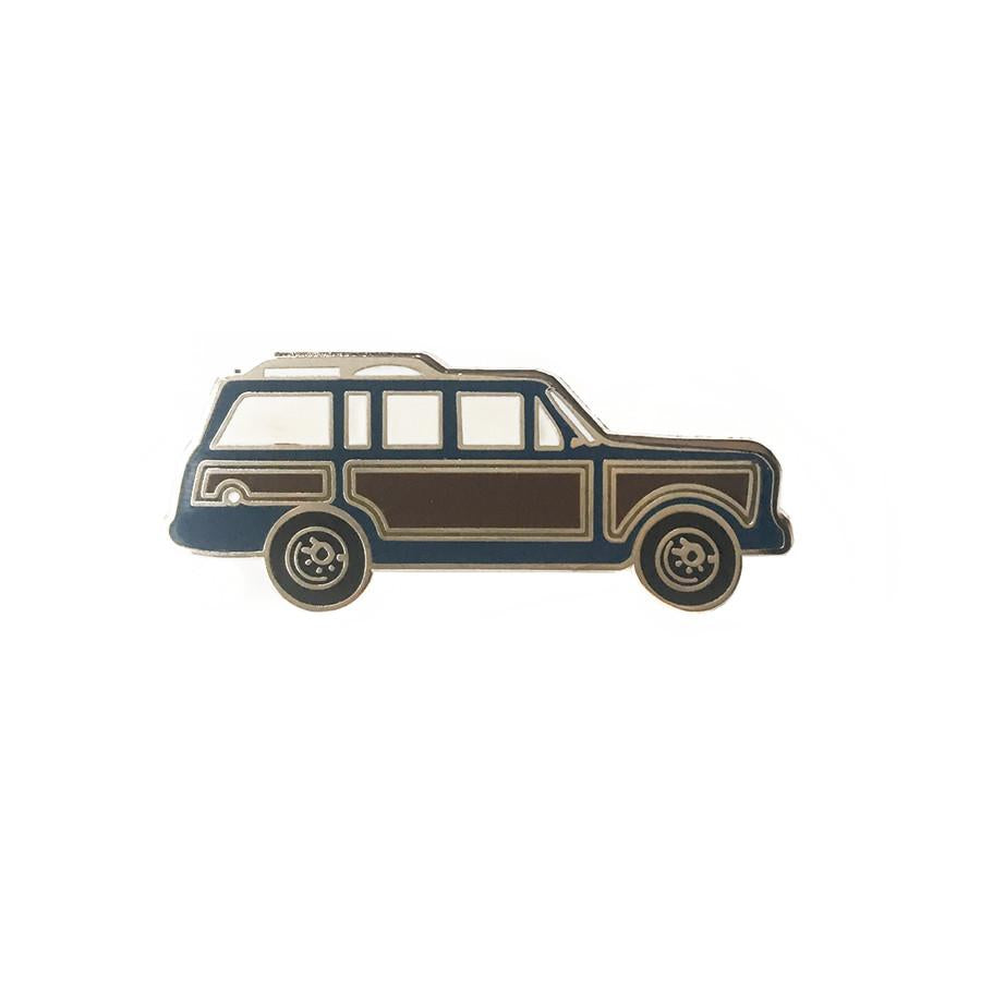Grand Wagoneer Enamel Pin