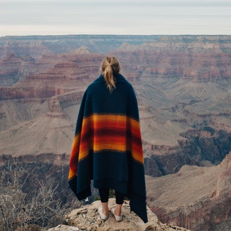 Queen National Parks Blanket | Grand Canyon