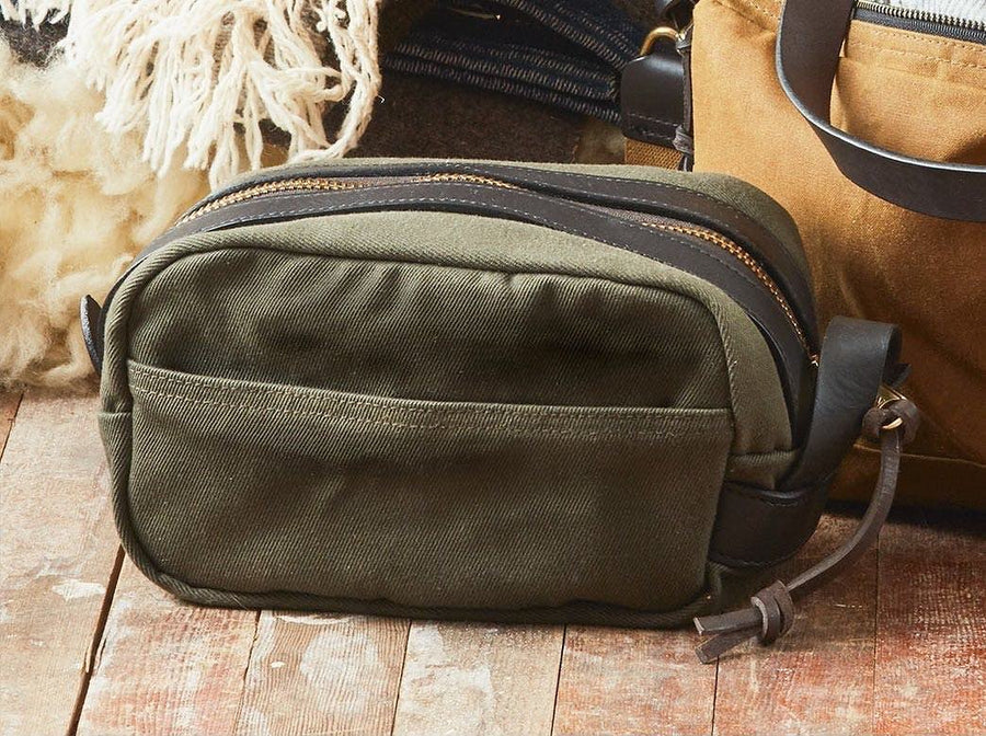 Travel Kit | Otter Green