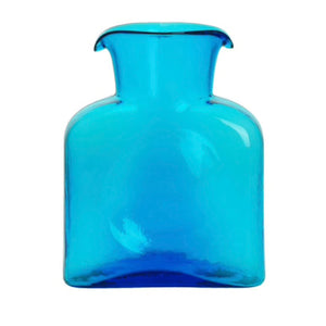 Glass Water Bottle | Turquoise