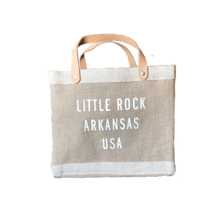 Little Rock Lunch Bag