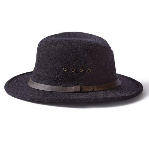 Filson Wool Packer Hat | Charcoal