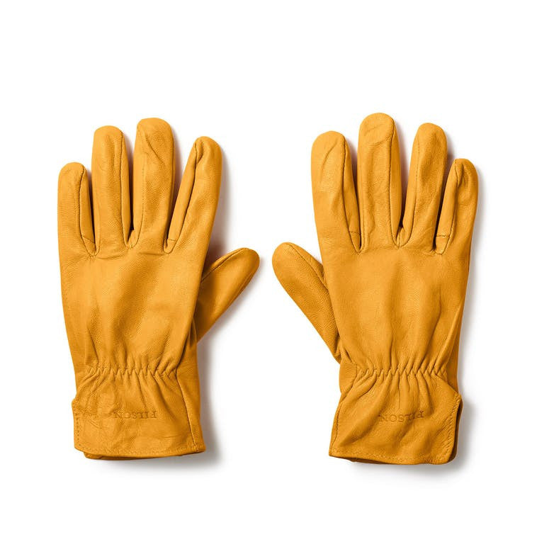 Goatskin Gloves | Tan