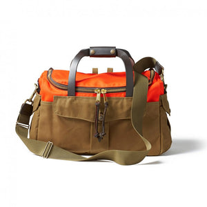 Heritage Sportsman Bag | Orange