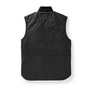 Wax Work Vest | Faded Black