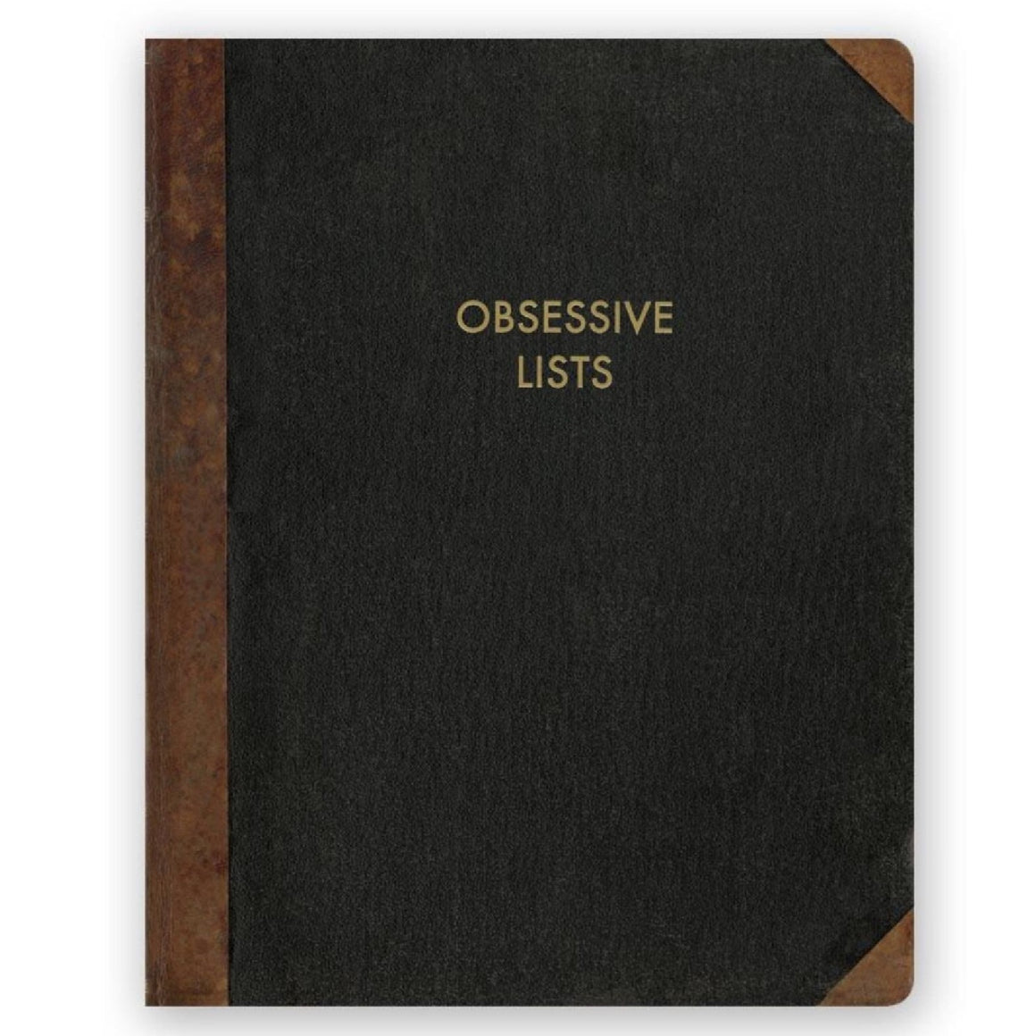 Obsessive Lists Journal