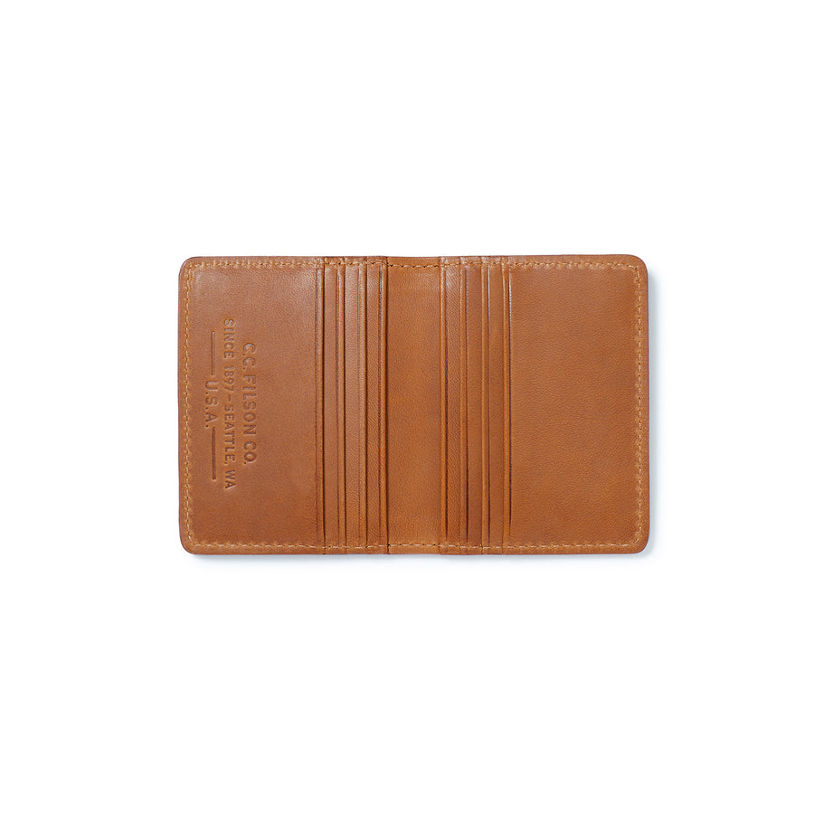 Outfitter Card Wallet | Tan