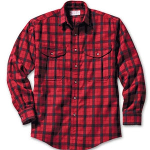 Alaskan Guide Shirt | Red