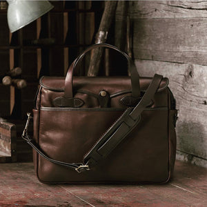 Weatherproof Leather Original Briefcase