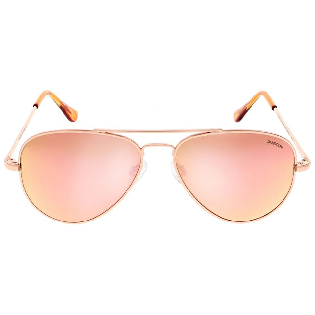 Concorde | 22K Rose Gold with Rose Gold Lens