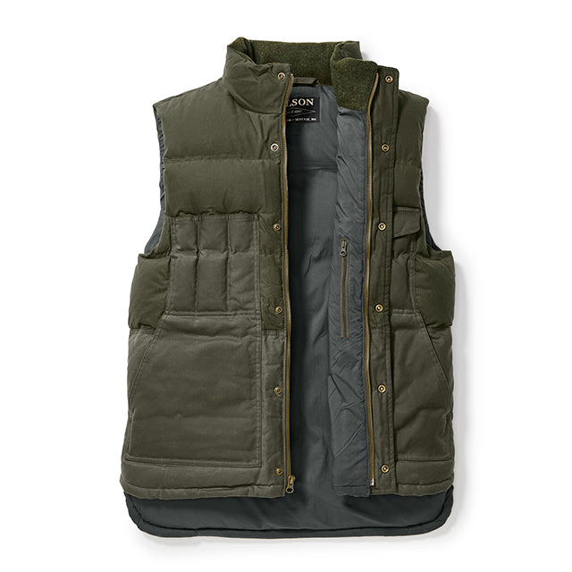 Down Cruiser Vest | Otter