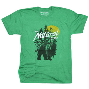 The Natural State Outdoors Tee