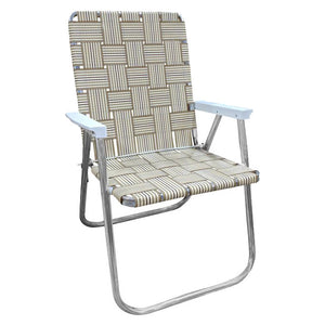 Lawn Chair | Tan Deluxe