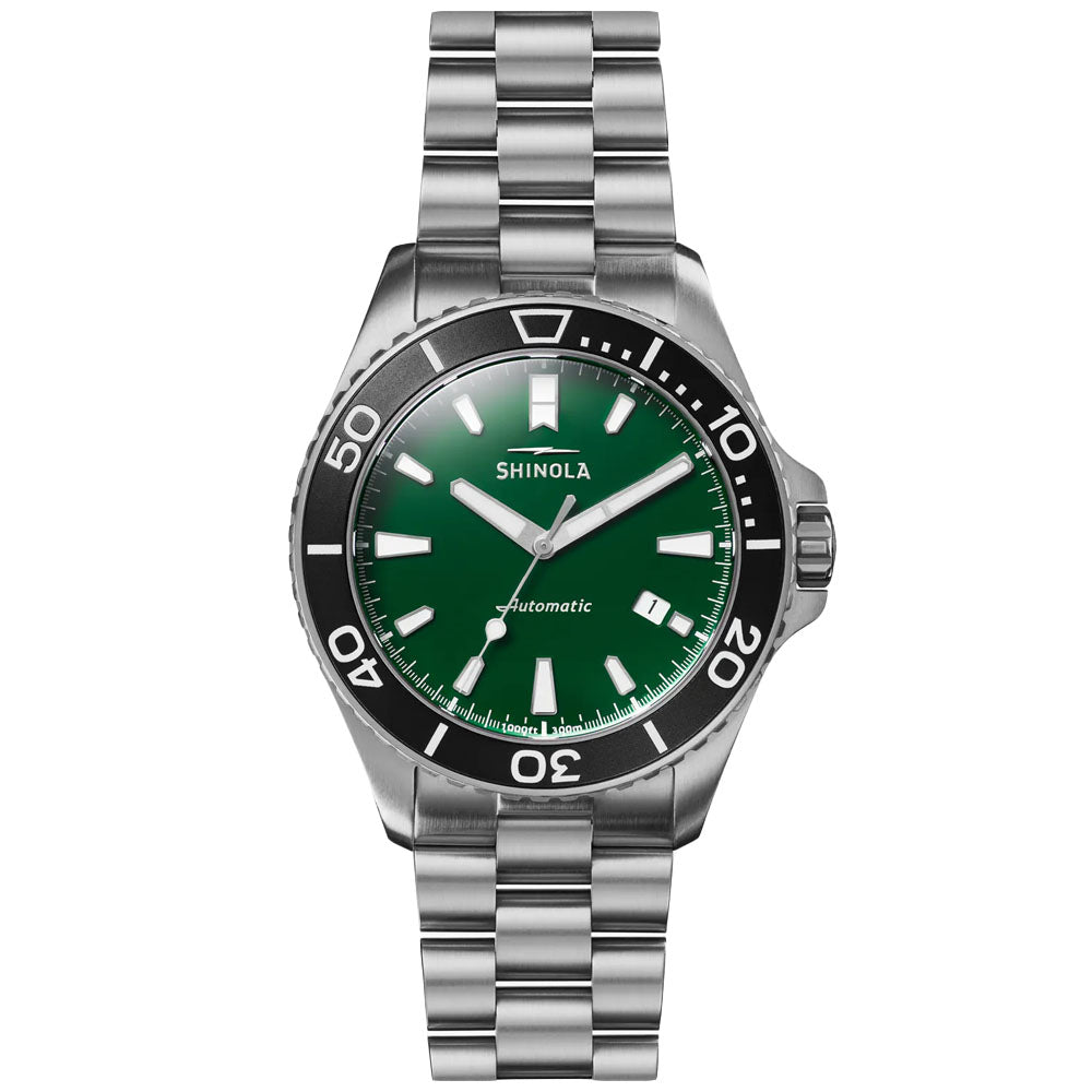 The Monster 43mm | Green