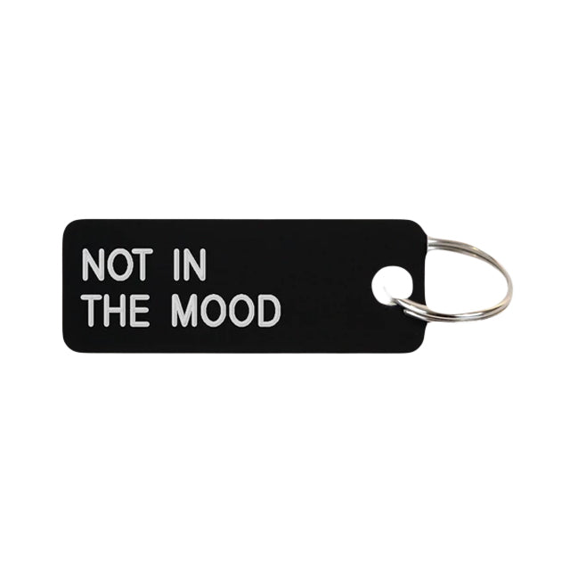Keytag | Not In The Mood