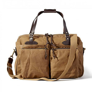 48-hour Duffle | Tan