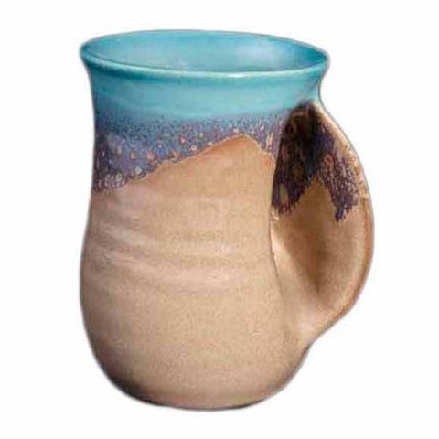 Clay In Motion Handwarmer Mug | Island Oasis