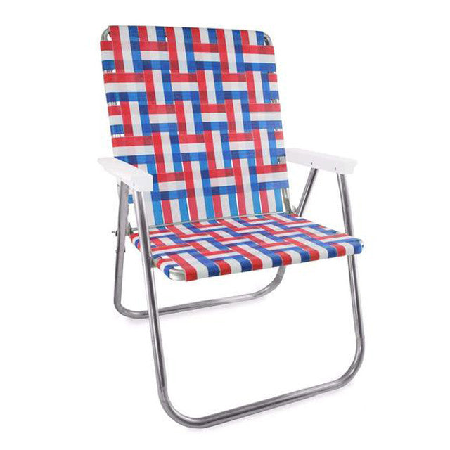Lawn Chair | Old Glory Deluxe