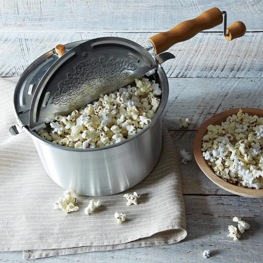 Whirley Pop Stainless Popcorn Popper