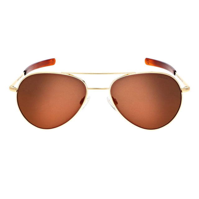 Yeager | 23K Gold with Polarized Autumn Sunset Lens