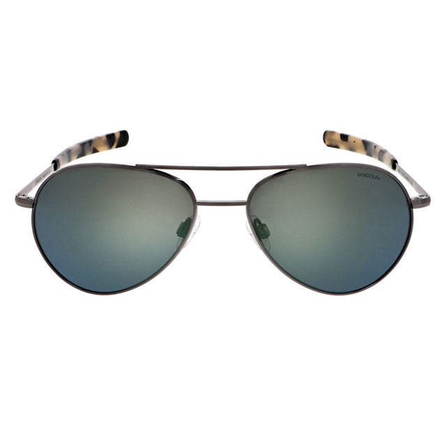 Yeager | Gunmetal with Polarized Acadian Lens