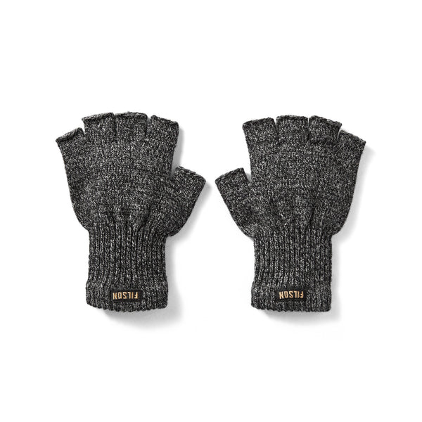 Filson Fingerless Knit Gloves