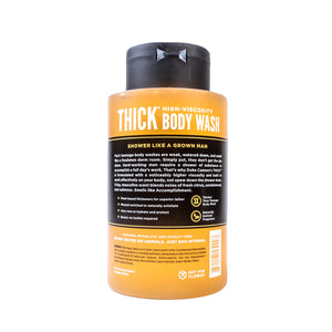 Thick High-Viscosity Body Wash | Accomplishment