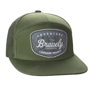 Adventure Bravely Hat