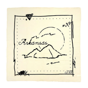 Arkansas Bandana