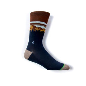 Pinnacle Sock | Navy