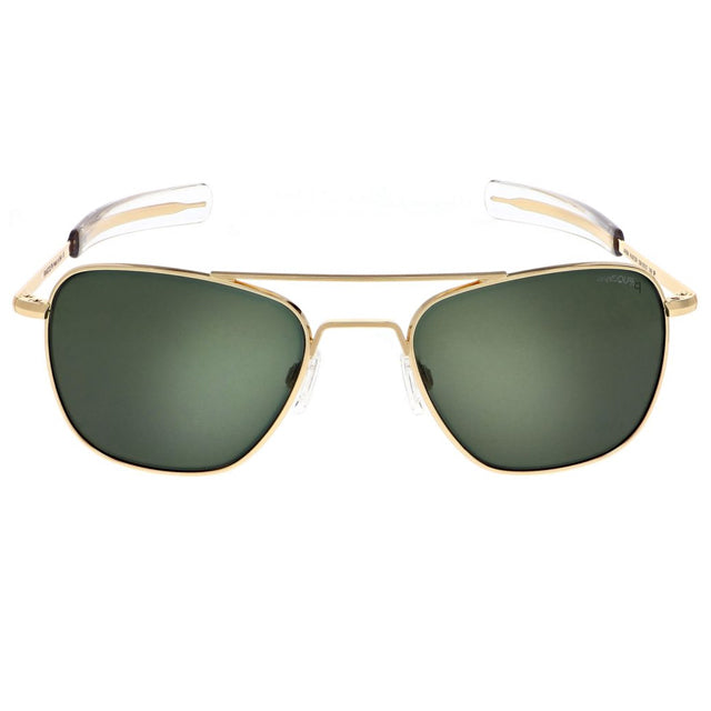Aviator | 23K Gold with AGX Lens