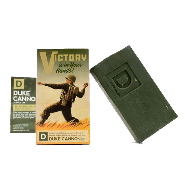 Duke Cannon Big Ass Brick of Soap | Victory
