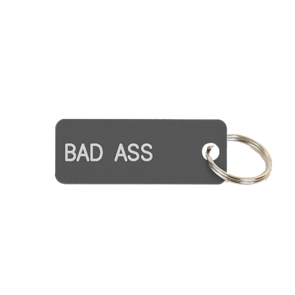 Keytags by Various Projects | Bad Ass