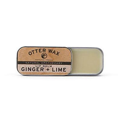 Otter Wax Ginger Lime Lip Balm