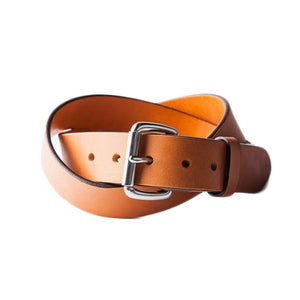 Standard Belt | Saddle Tan