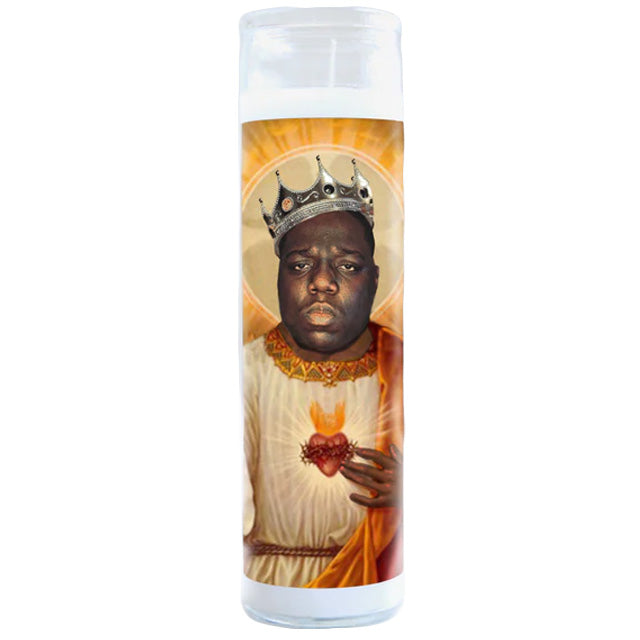 Notorious B.I.G. Candle