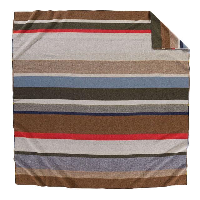 Bridger Stripe Blanket