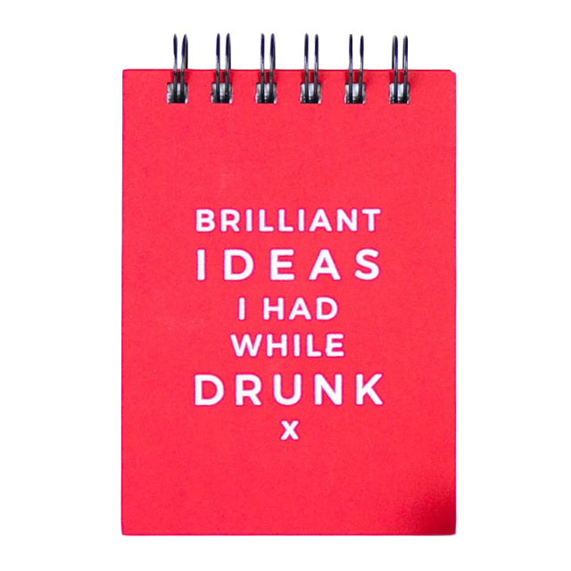 Brilliant Ideas Journal