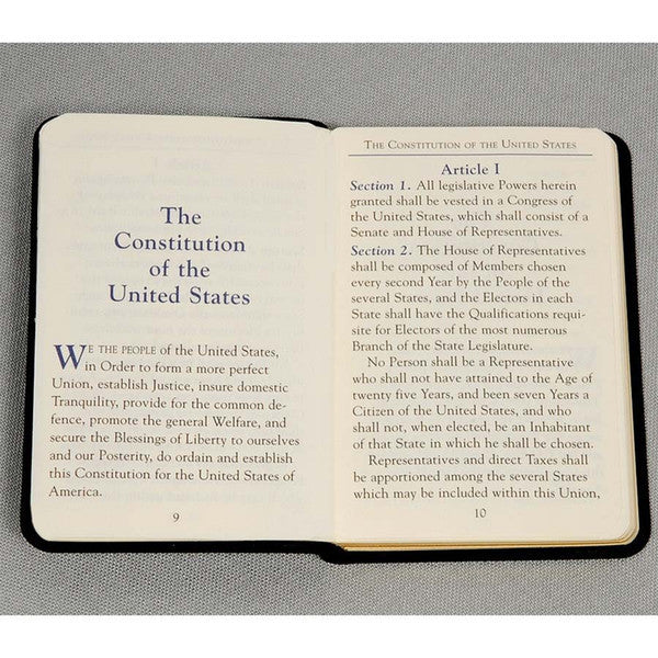 United States Pocket Constitution