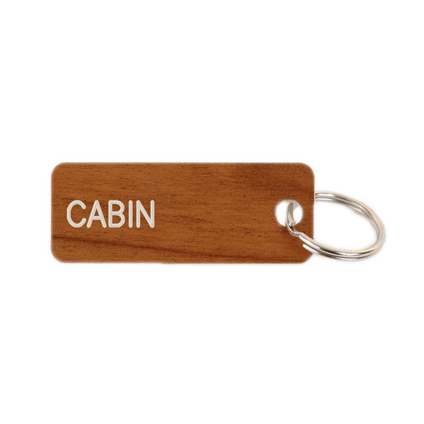Keytags by Various Projects | Cabin