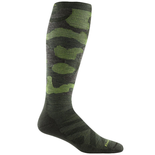 Camo OTC Midweight Compression Sock | Forest