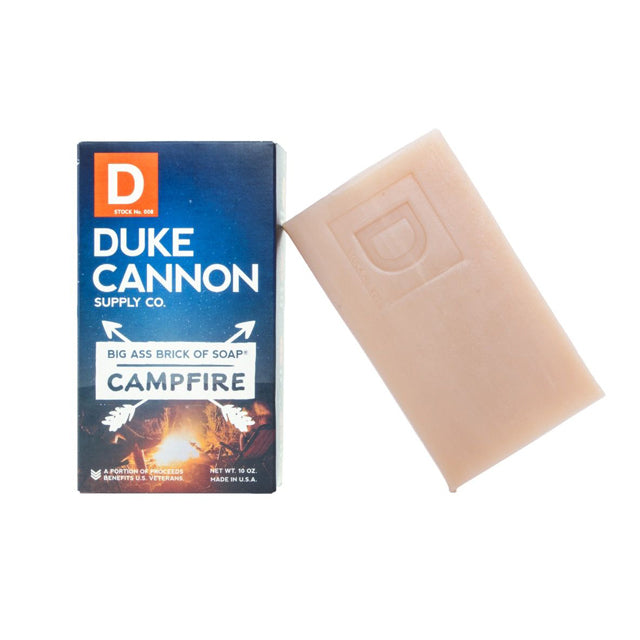 Big Ass Brick of Soap | Campfire