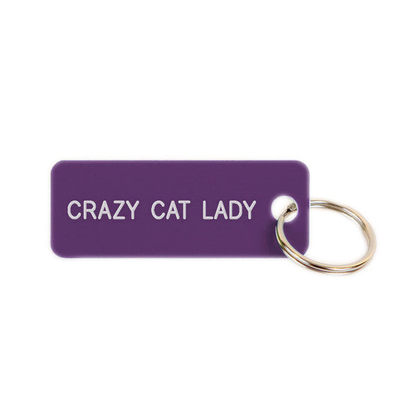 Key Tags by Various Projects | Crazy Cat Lady