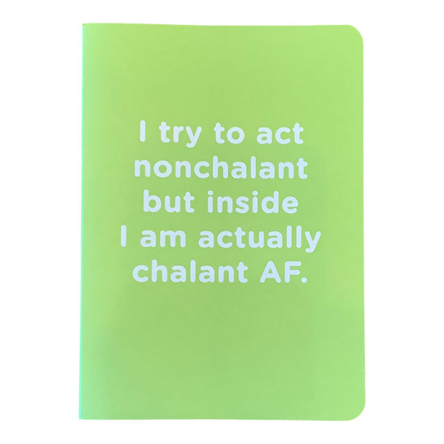 Nonchalant Journal