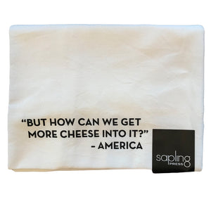 America Tea Towel